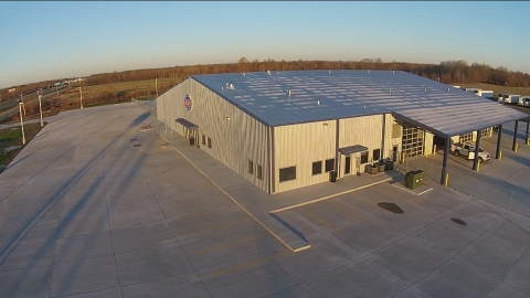 Utility Tri-State, Inc.'s newest dealer location in North Little Rock, Arkansas (Photo: Business Wir ...