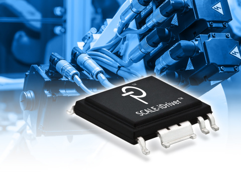 SCALE-iDriver ICs combine reinforced isolation with up to 8 A of current drive (Graphic: Business Wi ...
