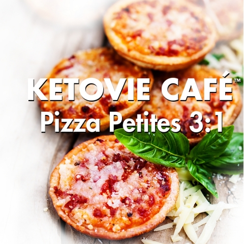 KetoVie Café Pizza Petites 3:1 (Photo: Business Wire)
