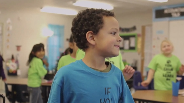 GoNoodle is available to every public elementary school in Tennessee thanks to a $3 million, statewide sponsorship from the BlueCross BlueShield of Tennessee Health Foundation.