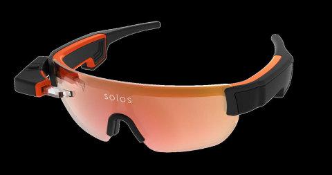 Solos™ Smart Eyewear (Photo: Business Wire)