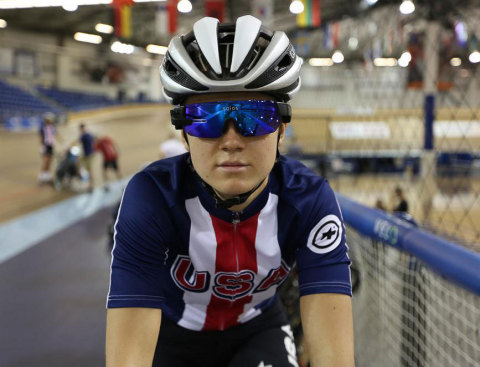 USA Cycling: Ruth Winder 2016 Olympic Team Member (Photo: Business Wire)