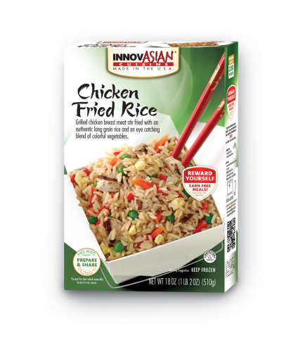 "... Chicken Fried Rice Products with a ""Best By"" Date of April 29"