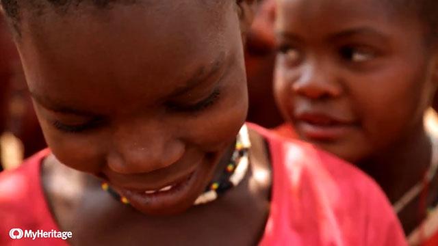MyHeritage lance une initiative internationale pro bono pour documenter l'histoire familiale des tribus reculées (Vidéo: Business Wire)