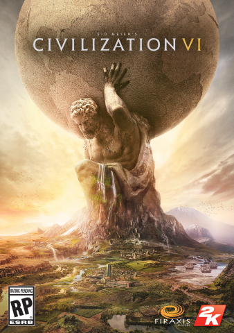 2K and Firaxis Games are excited to celebrate the 25th anniversary of the Civilization series by announcing that Sid Meier's Civilization® VI, the next entry in the award-winning turn-based strategy franchise, is currently in development for PC and planned to launch on October 21, 2016. (Graphic: Business Wire)