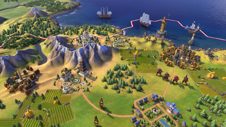 [Resim: CivilizationVI_screenshot_announce2.jpg]