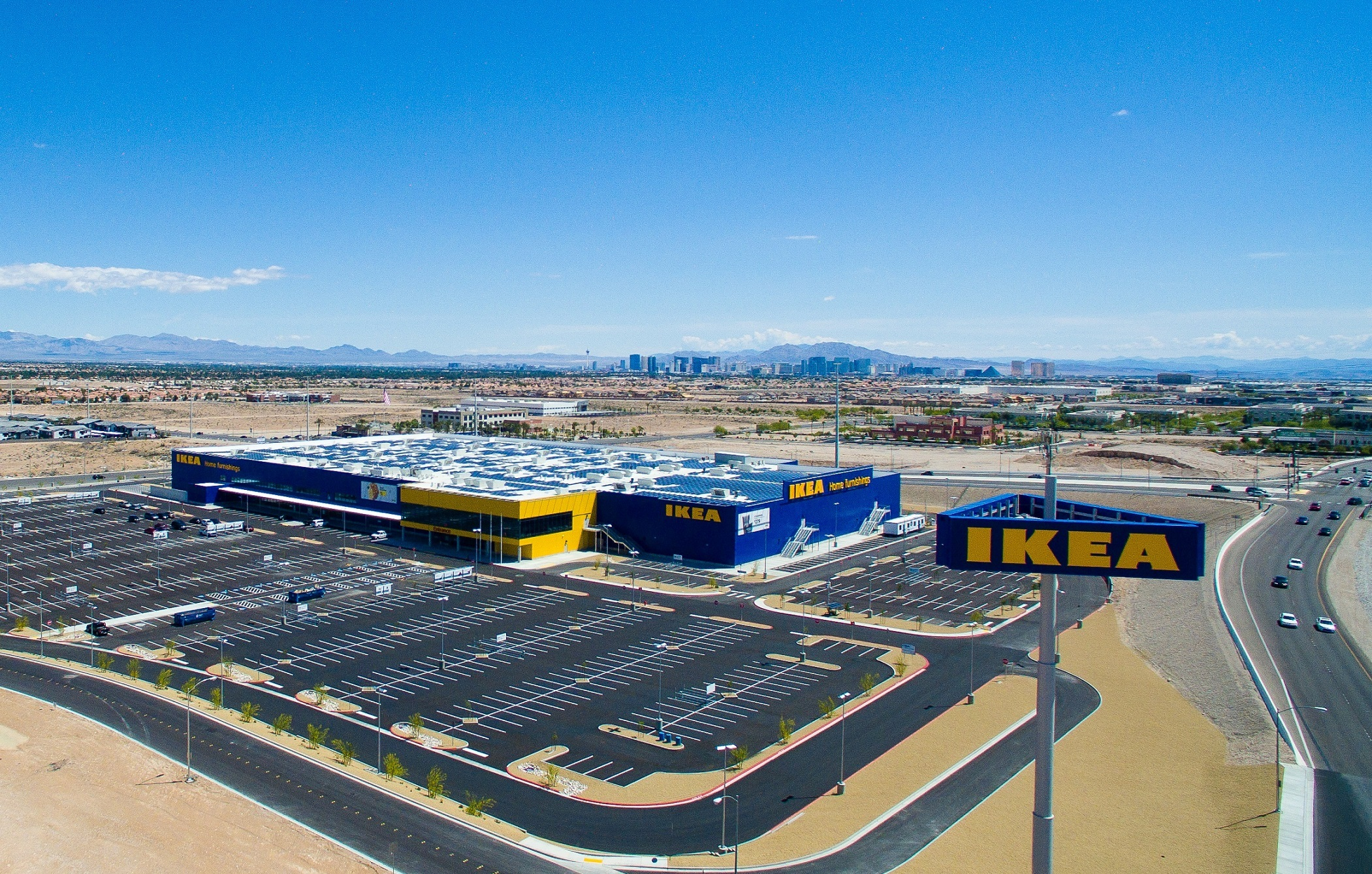 ikea to offer swedish food fun furnishings and sustainability when its first nevada store. Black Bedroom Furniture Sets. Home Design Ideas