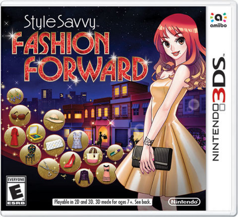 Nintendo announced Style Savvy: Fashion Forward, the third game in the Style Savvy series (Photo: Business Wire)