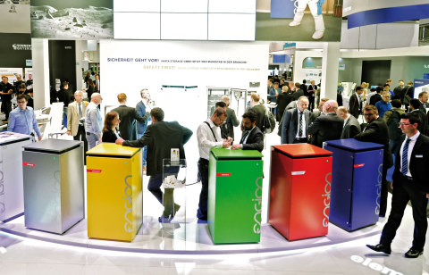 Energy Storage Systems at ees Europe: The exhibition showcases the industry's latest trends and inno ...