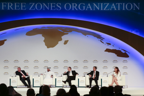 Government and private sector experts share insights on Global Value Chains at the World FZO 2nd Ann ...