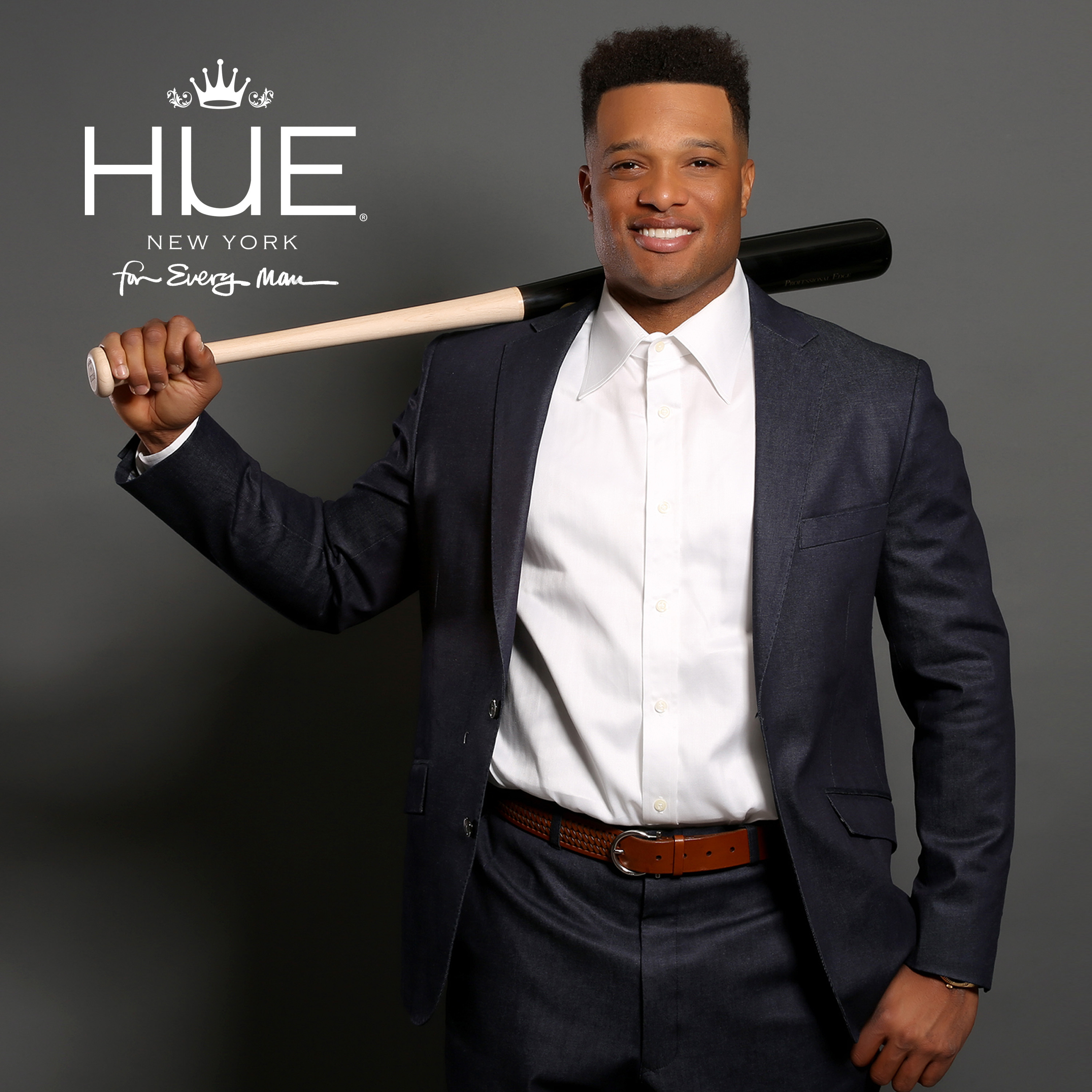 Hue For Every Man Announces Major League Baseball Player And Six
