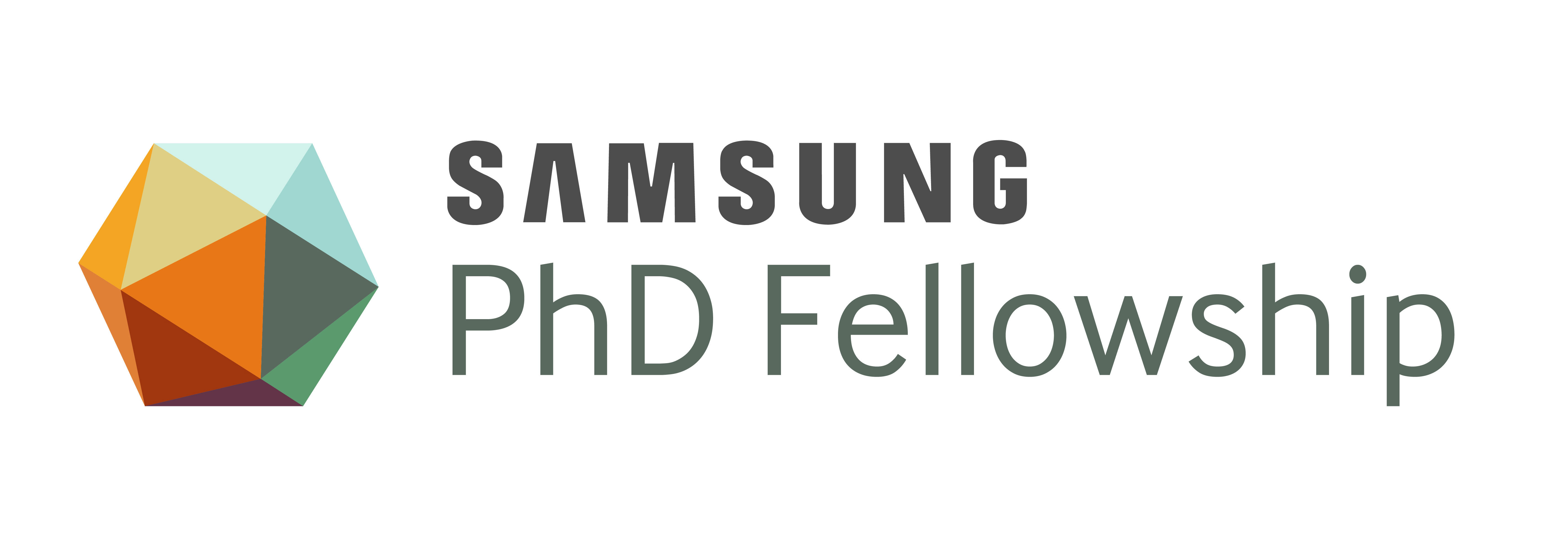 Samsung PhD Fellowship Program Recognizes Best and Brightest Student Innovators (Graphic: Business Wire)