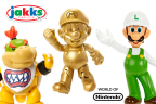 JAKKS Pacific, Inc., rolls out all-new World of Nintendo® items to mass retailers this spring. (Photo: Business Wire)