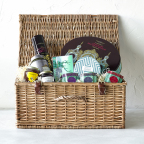 Fortnum & Mason Afternoon Tea Hamper Now Available at williams-sonoma.com. (Photo: Business Wire)