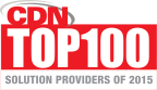 CDN Top 100 Solution Providers of 2015