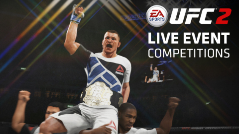 EA SPORTS UFC 2 INTRODUCES ALL NEW COMPETITIVE GAMING EXPERIENCE (Graphic: Business Wire)