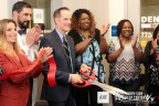 AIDS Healthcare Foundation and South Side Health Center celebrate the grand opening of AHF's Hyde Park Healthcare Center and Remote Consultation Pharmacy (Photo: Business Wire)