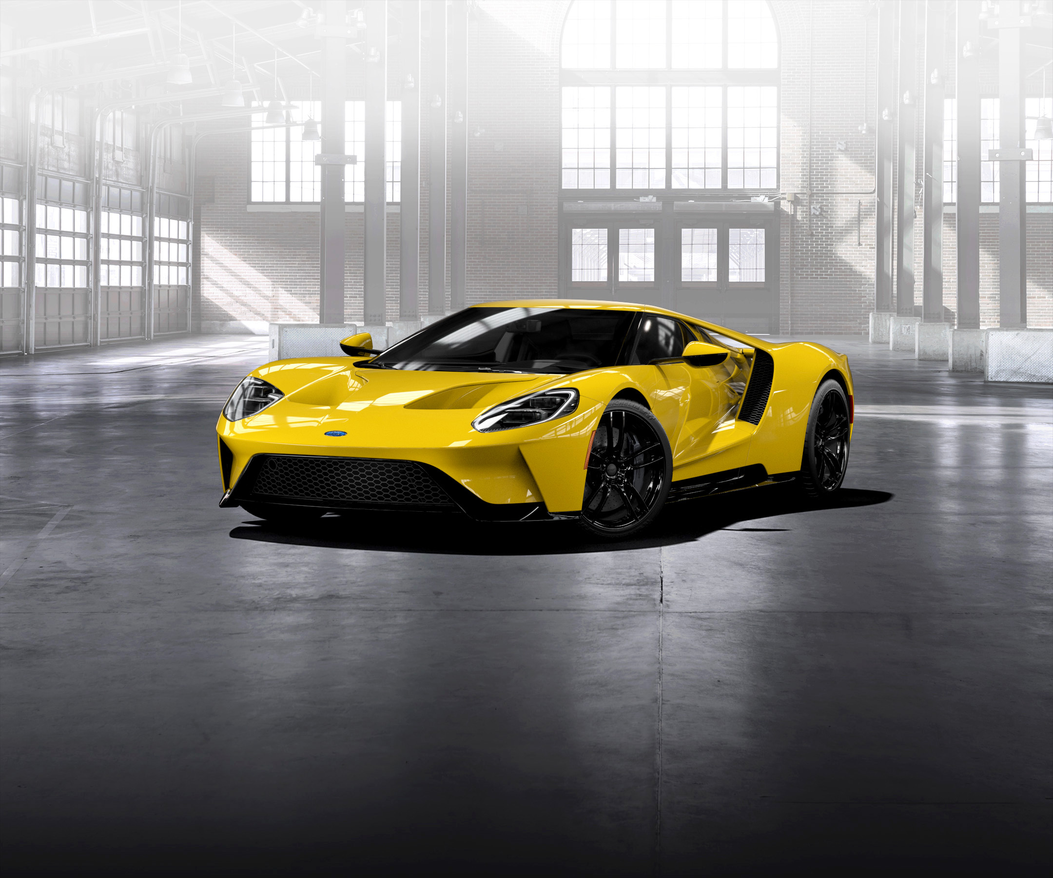 Apply To Own All New Ford Gt In A Month Almost  Configure Ford Gt Of Their Dreams Business Wire