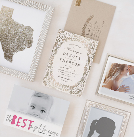 Minted Wholesale lookbook (Photo: Business Wire)