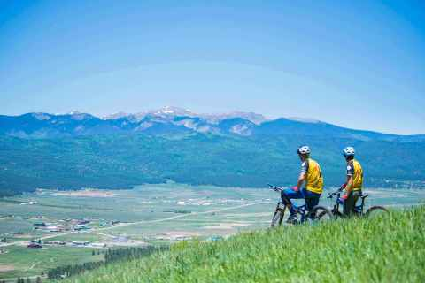 Angel Fire Resort kicks off the summer season starting May 19th. The resort offers over 100 miles of cross-country and downhill biking trails and additionally offers some of the most scenic road biking in the southwest. (Photo: Business Wire)