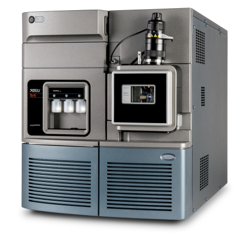 The new Waters Xevo® TQ-XS mass spectrometer is the most sensitive benchtop tandem quadrupole instru ...