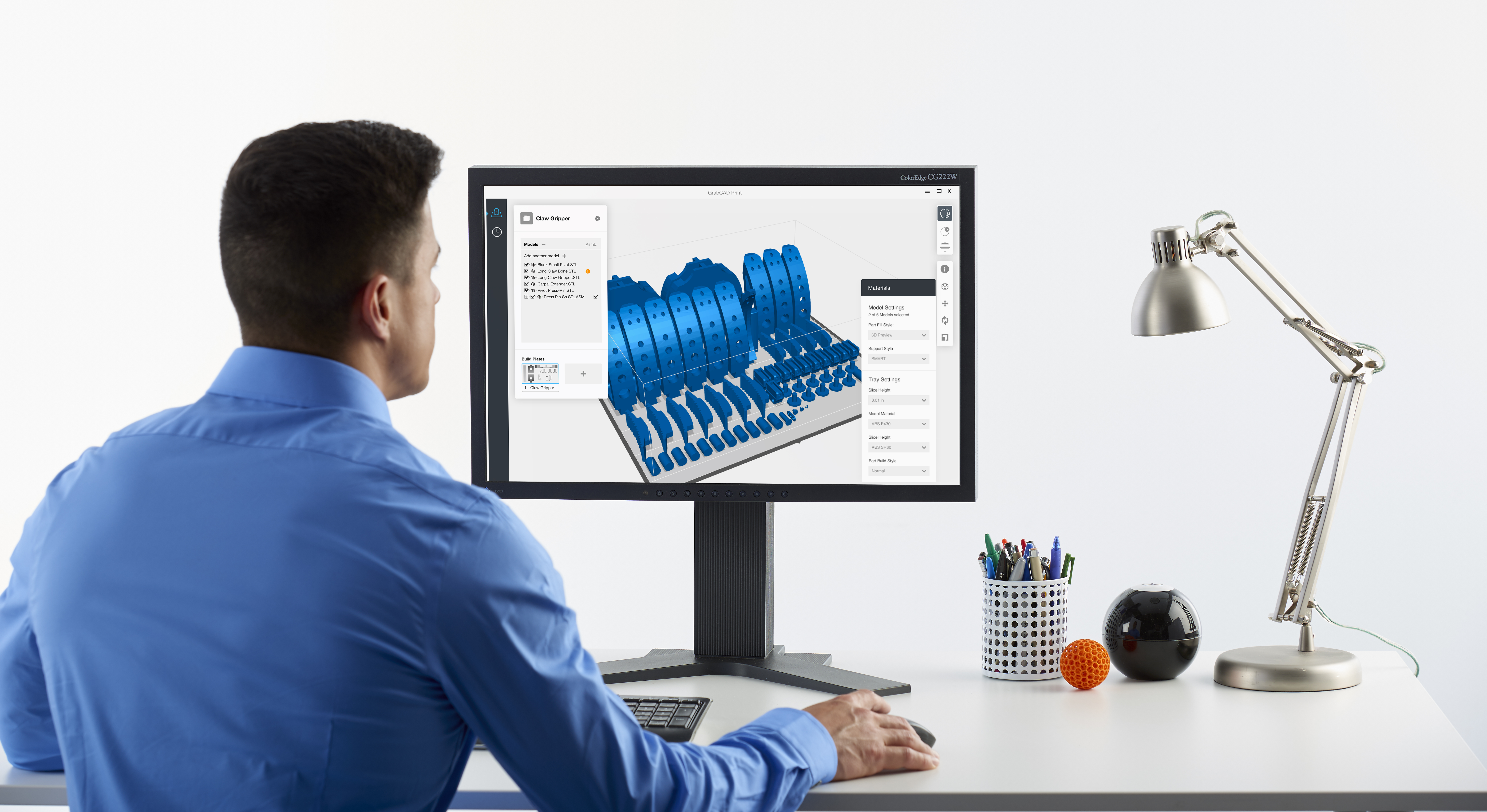 Stratasys Launches Bold 3D Printing Software Strategy and