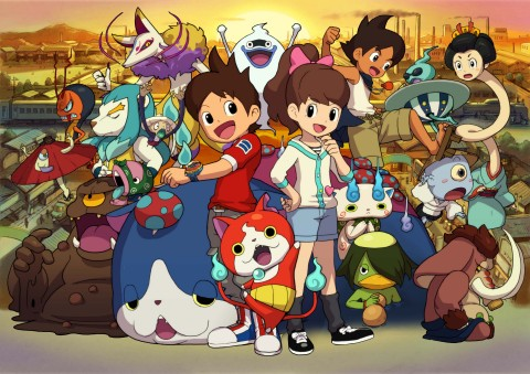 YO-KAI WATCH 2 launches in the U.S. exclusively for the Nintendo 3DS family of systems on Sept. 30 ( ...