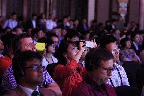 CEOs from Leading Mobile Players to Keynote at Mobile World Congress Shanghai 2016 (Photo: Business Wire)