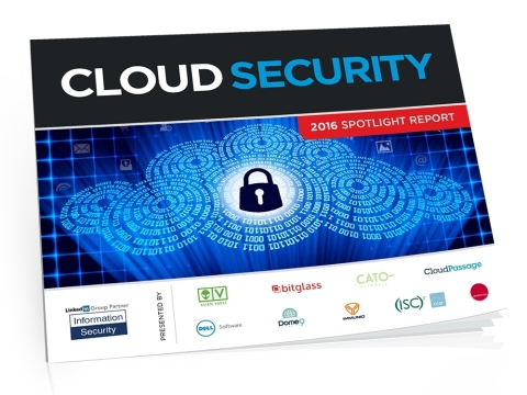 Cloud Security Report (Graphic: Business Wire)