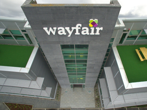 Wayfair Expands European Operation Centre in Galway, Ireland (Photo: Business Wire)