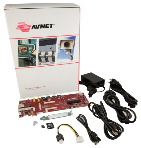 Avnet's new PicoZed FMC Carrier Card Kit (Photo: Business Wire)