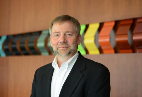 Dan Benton-Axalta's Color Marketing Manager (Photo: Axalta)