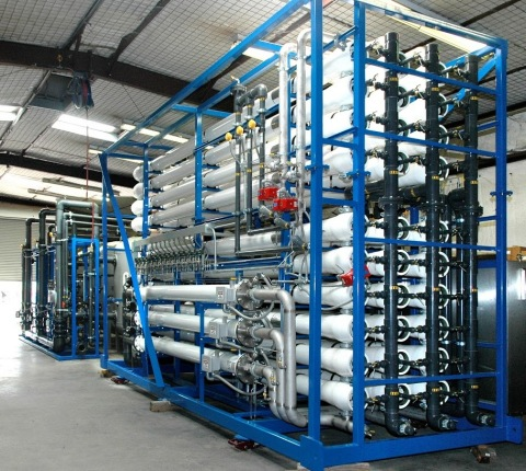 Water treatment system manufactured by OriginClear subsidiary, PWT. (Photo: Business Wire)
