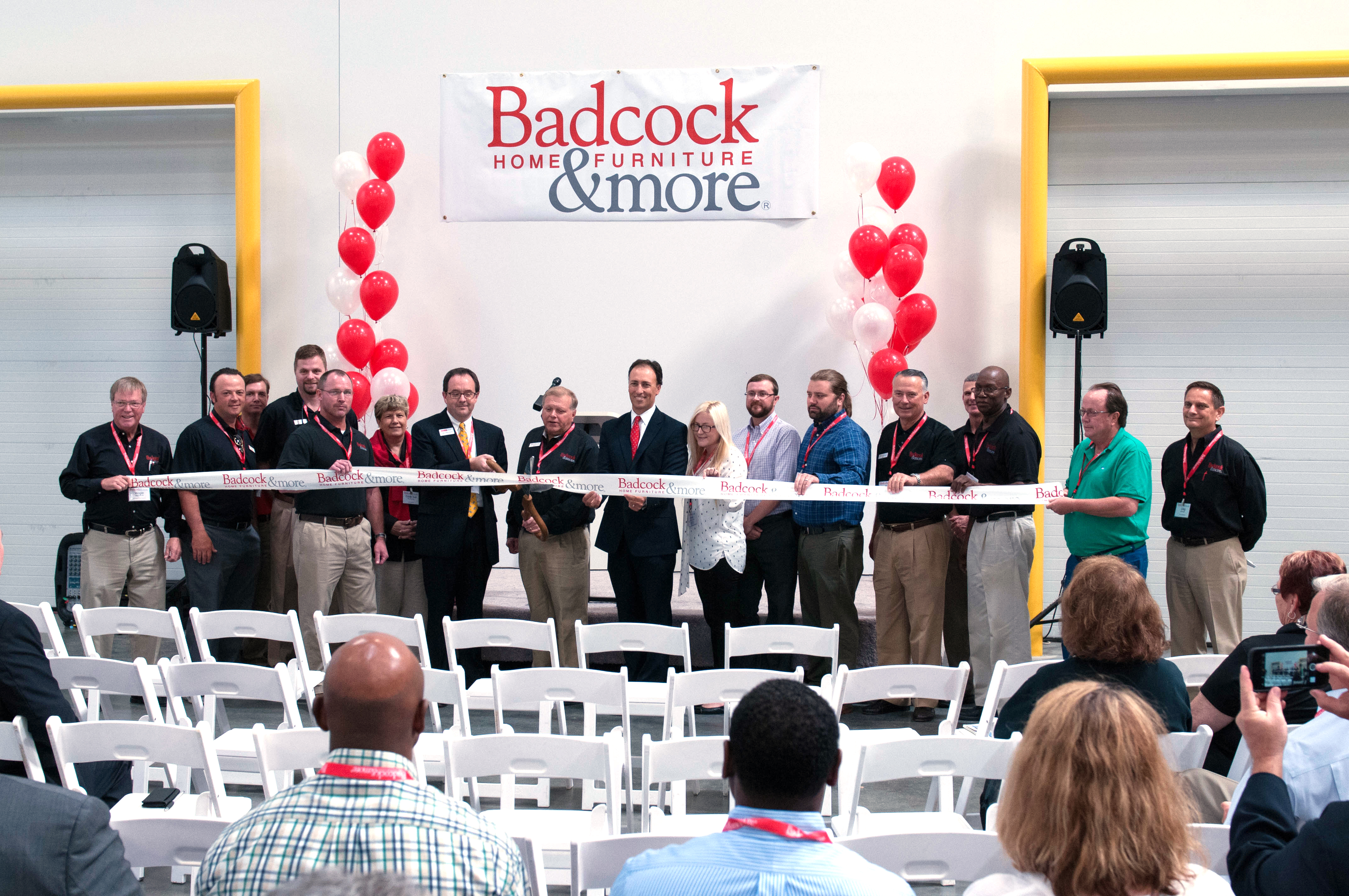 Badcock & More Home Furniture #31: W. S. Badcock Corporation Opens New Regional Distribution Center In LaGrange, GA | Business Wire