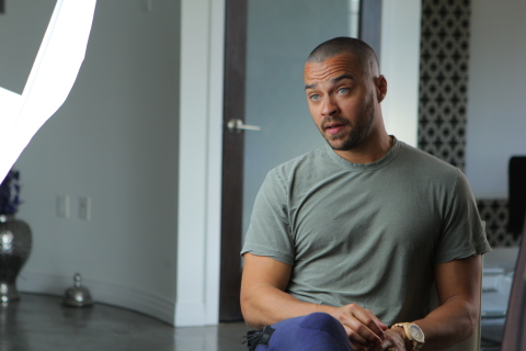 Executive producer, actor/activist Jesse Williams is featured in STAY WOKE: THE BLACK LIVES MATTER MOVEMENT Premiering Thursday, May 26 at 9 PM ET/PT on BET