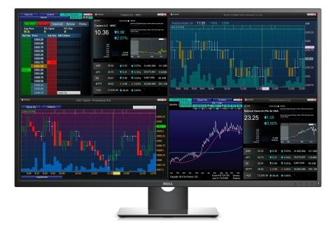 Dell P4317Q (Photo: Business Wire)