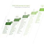 Bold Goal journey to impact (Graphic: Business Wire)