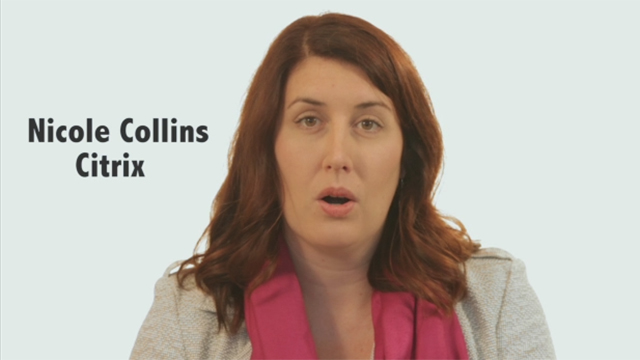 Nicole Collins, Bell Leadership Certified Facilitator at Citrix