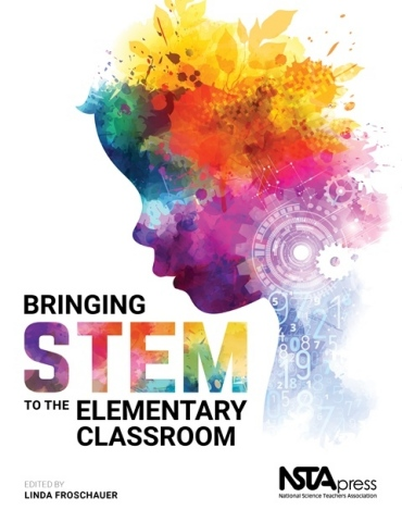 Bringing STEM to the Elementary Classroom book cover (Graphic: Business Wire)