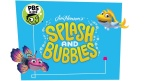 PBS KIDS' newest show SPLASH AND BUBBLES, from The Jim Henson Company (DINOSAUR TRAIN, SID THE SCIENCE KID) and Herschend Enterprises (Dollywood, Harlem Globetrotters), will premiere Wednesday, November 23, 2016, on PBS stations nationwide. (Graphic: Business Wire)