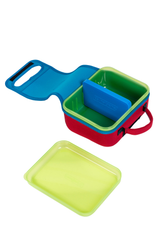 Nalgene Lunch Box Buddy-internal compartment. (Photo: Business Wire)