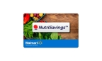 NutriSavings members are issued a co-branded rewards card, which can be used at any Walmart store. When members purchase healthy food, they accumulate rewards in their NutriSavings account, which can go towards their health insurance premium or withdrawn as straight cash. (Photo: Business Wire)
