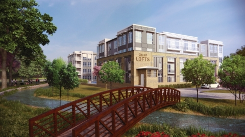 Collier Lofts (Photo: Business Wire)