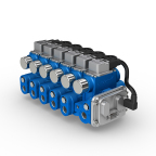 Eaton's new CMA Advanced Mobile Valve with Independent Metering offers manufacturers nearly endless possibilities to differentiate machine capabilities. (Photo: Business Wire)