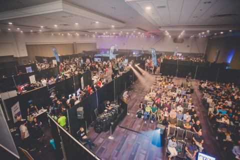 CVR 2016 was a pinnacle event in the VR space. (Photo: Business Wire)