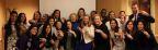 Accenture's Washington D.C. Metro Women's Employee Resource Group at the company's 2016 International Women's Day Celebration