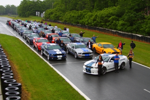 The 2016 Team Shelby East Coast Grand Nationals will celebrate the high octane lifestyle enjoyed by club founder Carroll Shelby (Photo: Business Wire)