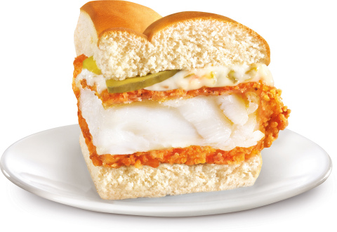 Sample of Long John Silver's Coastal Cod (Photo: Business Wire)