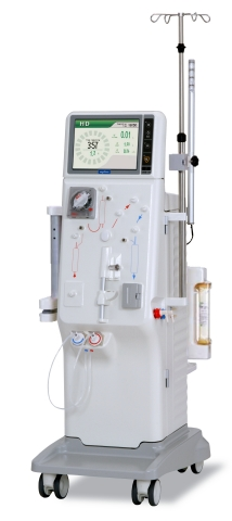 Nikkiso America's DBB-06 Hemodialysis System with Dialysis Dose Monitor offers exceptional efficacy, efficiency and reliability at an affordable life cycle cost. (Photo: Business Wire)
