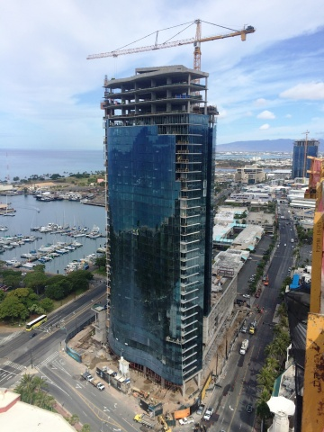 Waiea Topping Out (Photo: Business Wire)
